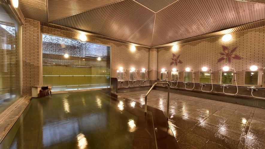 弥生の湯 大浴場