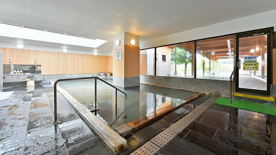 春雨の湯 檜風呂