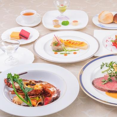 【特定日】 ご夕食は上高地フレンチ特選ディナーをご用意。事前決済専用プラン