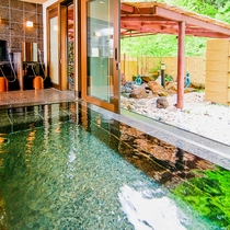 天然温泉~内湯