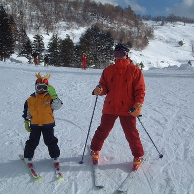 【リフト券付き】1泊朝食付きのお気軽スキープラン 【期間限定12/25〜3/31】