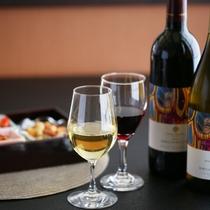■地元産のワインをご用意しております。