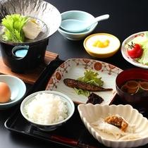 ◆ご朝食 こちらのお料理の他にバイキングがございます