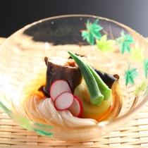 ◆夏の冷やし鉢 一例