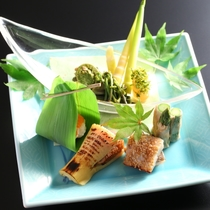 ◆春の前菜 一例