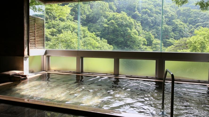 【大浴場】瑠璃洸泉