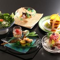 ◆夏の料理 一例
