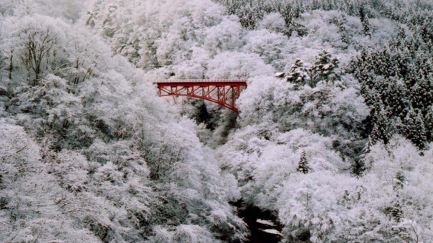 冬の高井橋