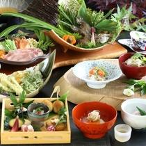 ◆スタンダードコースのお料理