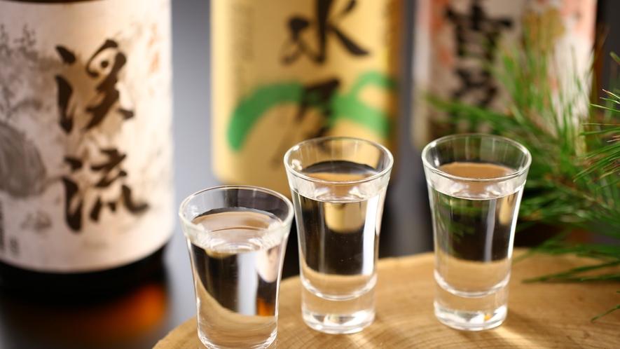 好評の利き酒セット