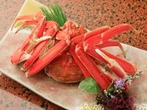 本ずわい蟹(一杯)