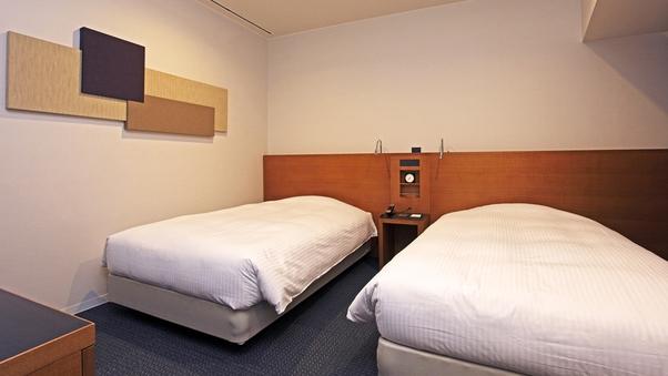 ツイン◆喫煙◆26平米☆バストイレ別でゆったり☆幼児添寝無料