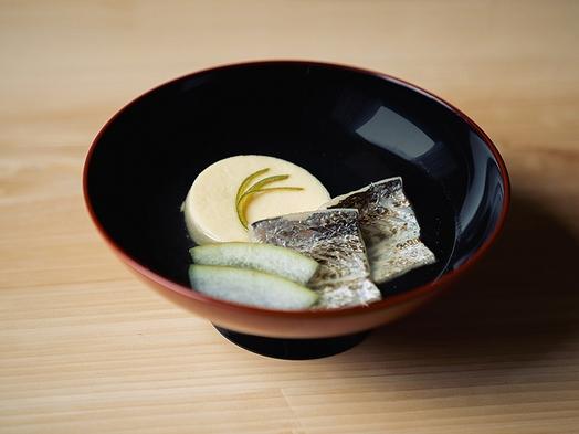 竹:「季節の料理」豊後牛と関アジ付プラン