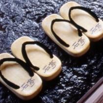 石亭オリジナル草履