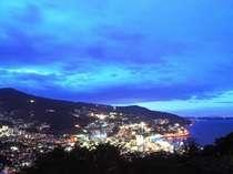 熱海市内夜景