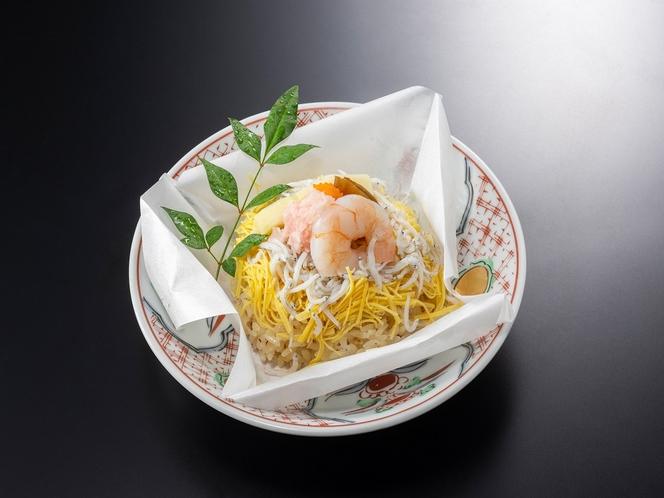 季節の懐石/食事