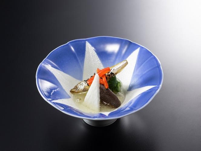 季節の懐石/止肴