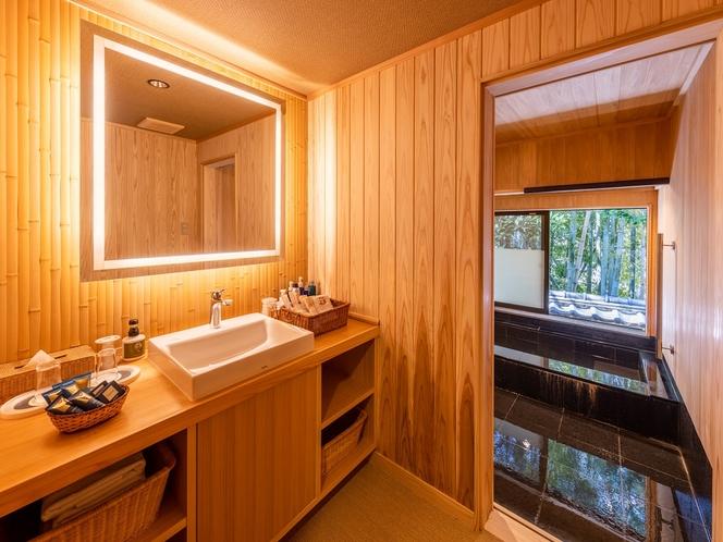 貴賓室/洗面所・内風呂