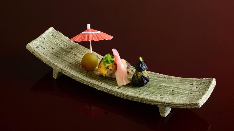 季節の懐石/前菜