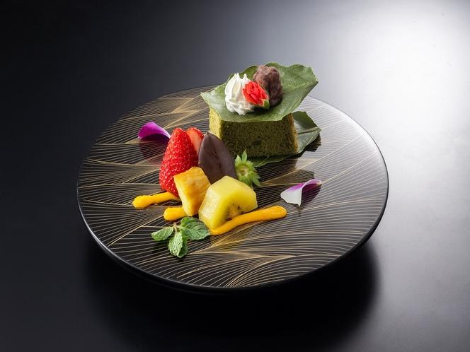 季節の懐石/水菓子