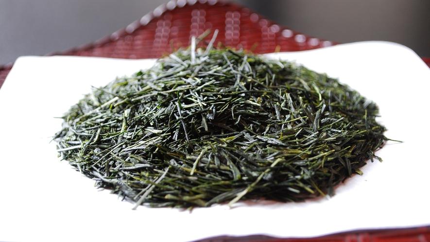 千月庵 お茶の葉