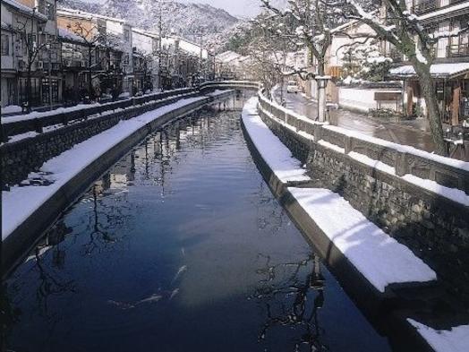 【11/7〜】♪冬の城崎温泉満喫♪外湯巡り放題♪素泊まりプラン