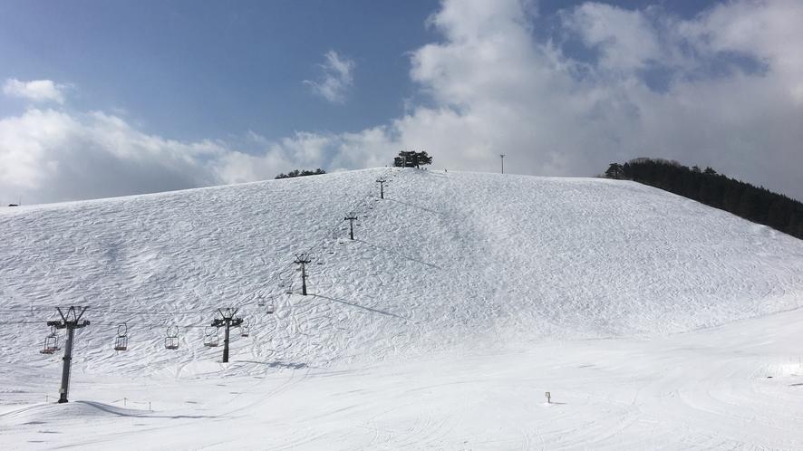 神鍋スキー場