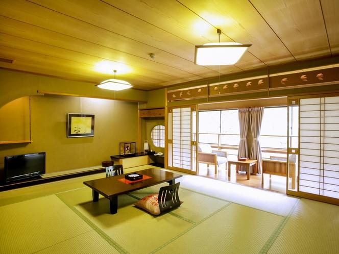 レギュラータイプ客室(12畳) 一例
