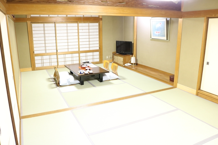 スタンダードタイプ客室(12畳) 一例