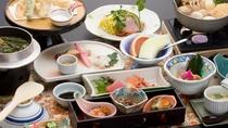 日帰りお膳 メインのお鍋は秋田を代表する「きりたんぽ鍋」「山の芋鍋」「だまこ鍋」からお選びください。