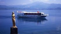 《田沢湖遊覧船》日本一深い湖田沢湖は、エメラルドグリーンに輝き、とても美しいです。お車で約20分。