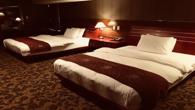 素泊りプラン☆全室WiFi完備☆広いお部屋でゆったりと♪