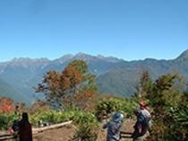 福地山トレッキングコース