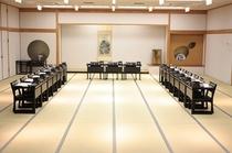1階大宴会場 雲海の間(70帖)