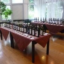 ルーマニアワインの試飲会