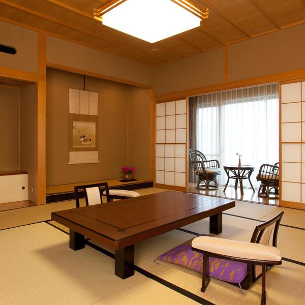 12畳タイプ 客室例