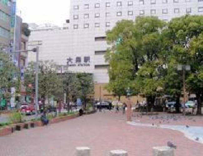 最寄り駅◆JR大森駅