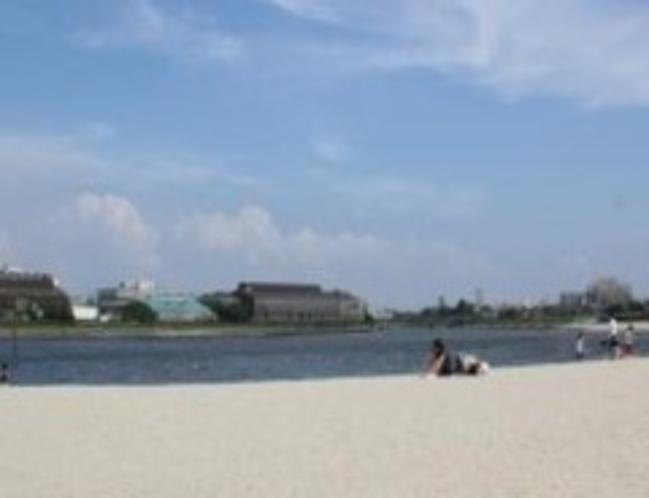 【周辺・近隣】大森ふるさとの浜辺公園