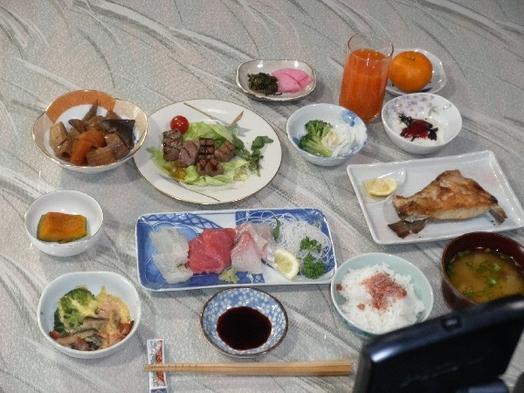 夕食楽しもう(朝食なし)8000円〜プラン健康ランドサウナ・入浴無料・生ビール一杯・焼酎飲み放題