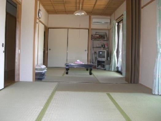 一室4名様以上お得3000円プラン(温泉入浴1回無料,WiFi完備)