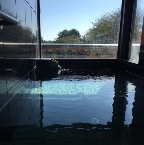 【男性用お風呂(壱の湯)】入浴可能時間16:00~24:00/06:00~09:00