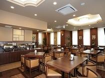 朝食会場レストラン花茶屋は1階にございます♪