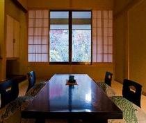 紫陽花(31)庭園側 新館客室02