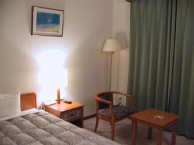 別館 庭園ホテル シングルルーム