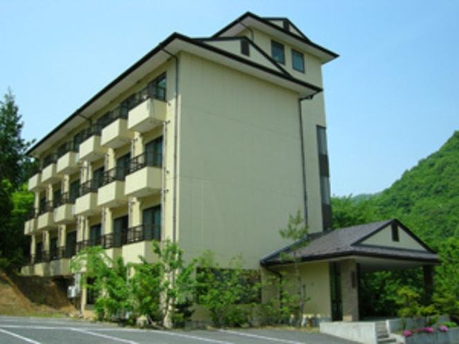 別館庭園ホテル 外観2