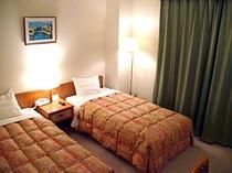 庭園ホテル ツインルーム