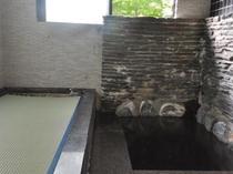 貸切風呂(小)浴槽とお休み処-1