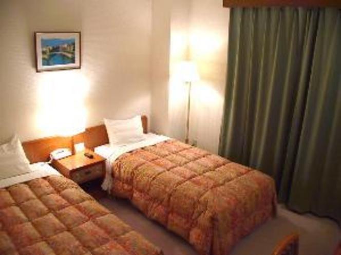 別館 庭園ホテル ツインルーム