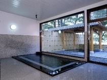 本館 露天風呂付き大浴場