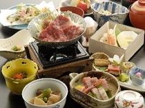 福島牛すき焼き膳